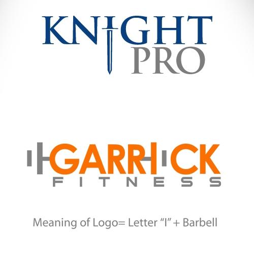 Text Based Logos/Word Mark Logo Design